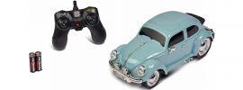 CARSON 500907323 VW Käfer taubenblau | 2.4GHz | RC Auto Komplett-RTR 1:14 online kaufen