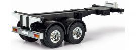 CARSON 500907334 20ft. Container Auflieger | RC LKW Anhänger Bausatz 1:14 online kaufen