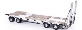 CARSON 500907400 Goldhofer TU4 Tiefladeanhänger | LKW Anhänger Bausatz 1:14 online kaufen