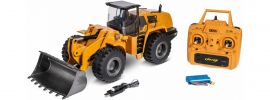 CARSON 500907414 Metall Radlader 10-Kanal 2.4GHz | RC Baumaschine Komplett-RTR 1:14 kaufen
