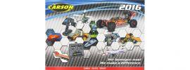CARSON 500990206 Gesamtkatalog 2016 | Deutsch/Englisch online kaufen