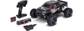 CARSON 500402127 X10 Bad Buster 4WD 2.4GHz | RC Auto RTR 1:10 online kaufen