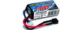 CARSON 500608123 LiPo-Akku 3S | 11,1 Volt | 1300 mAh | T-Plug | für RC-Rennboot Rapscallion online kaufen
