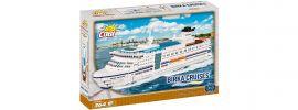 COBI 1944 Kreuzfahrtschiff BIRKA Cruises | 364 Teile | Schiff Baukasten 1:460 online kaufen