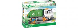 COBI 1780A Müllwagen | LKW Baukasten online kaufen