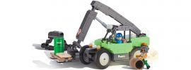 COBI 1865 Gabelstapler mit langem Arm | Fahrzeug Baukasten online kaufen