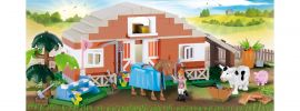 COBI 1875 Countryside Farm | Action Town Baukasten online kaufen