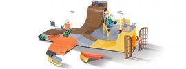 COBI 1880 Crazy Skatepark | Action Town Baukasten online kaufen