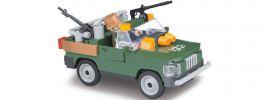 COBI 2157 Tactical Support Vehicle | Militär Baukasten online kaufen