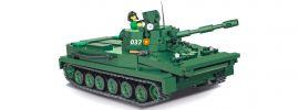 COBI 2235 Light Amphibious Tank PT-76 | Panzer Baukasten online kaufen