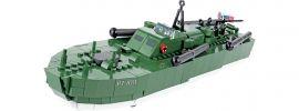 COBI 2377 Torpedo Boat PT-109 | Schiff Baukasten online kaufen