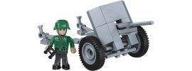 COBI 2396 3,7cm PAK 36 | Geschütz Baukasten online kaufen