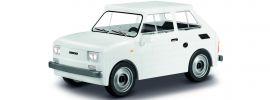 COBI 24523 Fiat 126 Prima Serie (1972) | Auto Baukasten 1:35 online kaufen