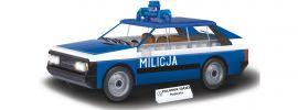 COBI 24533 Polonez 1500 Polizei | Auto Baukasten online kaufen