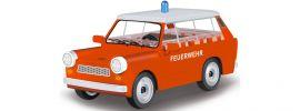 COBI 24555 Trabant 601 Universal Feuerwehr | Auto Baukasten online kaufen