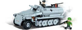 COBI 2472A Sd.Kfz. 251/9 Ausf. C Stummel Mod. 1942 | Panzer Baukasten online kaufen