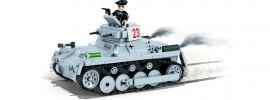 COBI 2474A Pz.Kpfw. I Ausf. B | Panzer Baukasten online kaufen