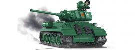COBI 2476A T34/85 | Panzer Baukasten online kaufen