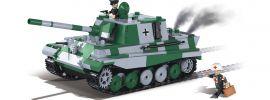 COBI 2484A Pz.Kpfw.VI Jagdtiger | Panzer Baukasten online kaufen