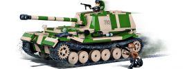 COBI 2496 Sd.Kfz.184 Panzerjäger Ferdinand | Panzer Baukasten online kaufen