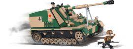 COBI 2517 Sd.Kfz.164 Nashorn | Panzer Baukasten online kaufen