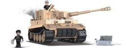 COBI 2519 Tiger I 131 | Pz.Kpfw.VI Ausf. E | Panzer Baukasten online kaufen