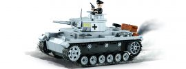 COBI 2523 Panzer III Ausf. E | Panzer Baukasten online kaufen