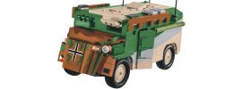 COBI 2525 DAK Rommels Mammut | Panzer Baukasten online kaufen