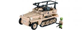 COBI 2526 DAK Sd.Kfz.250/3 | Panzer Baukasten online kaufen