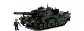 COBI 2618 Leopard 2A4 | Panzer Baukasten 1:35 online kaufen