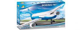 COBI 26600 Boeing 787 Dreamliner | Flugzeug Baukasten online kaufen