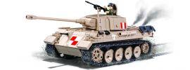 COBI 3030 Pz.Kpfw.V Panther Warsaw Uprising | Panzer Baukasten online kaufen