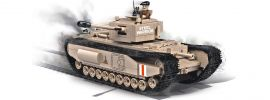 COBI 3031 Churchill I | World of Tanks | Panzer Baukasten online kaufen