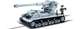 COBI 3033 Waffenträger auf Pz.IV | World of Tanks | Panzer Baukasten online kaufen