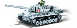 COBI 3037 Leopard I | World of Tanks | Panzer Baukasten 1:35 online kaufen