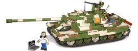 COBI 3040 IS-7 Granite | 10 Jahre WoT Sonderedition | Panzer Baukasten online kaufen
