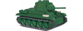 COBI 3061 T-34 Kampfpanzer | Word of Tanks | Panzer Baukasten 1:48 online kaufen