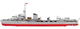 COBI 4807 ORP Blyskawica   Schiff Baukasten 1:200 online kaufen