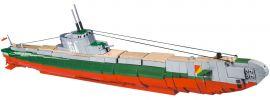 COBI 4808 ORP Orzel (85A) | U-Boot Baukasten 1:100 online kaufen