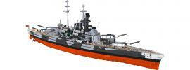 COBI 4809A Schlachtschiff Tirpitz | Schiff Baukasten 1:300 online kaufen