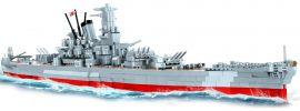 COBI 4811 Schlachtschiff Musashi | Schiff Baukasten 1:300 online kaufen