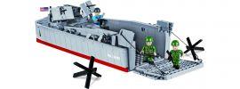 COBI 4813 D-Day LCVP Landungsboot mit Truppen | Schiff Baukasten online kaufen