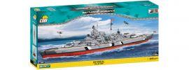 COBI 4819 Schlachtschiff Bismarck | Schiff Baukasten 1:300 online kaufen