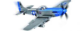 COBI 5536 North American P-51D Mustang | Flugzeug Baukasten online kaufen