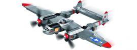 COBI 5539 Lockheed P-38L Lightning | Flugzeug Baukasten online kaufen