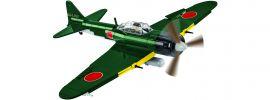 COBI 5712 Mitsubishi A6M5 Zero | Flugzeug Baukasten online kaufen