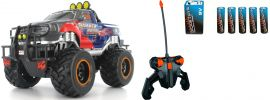 Dickie Toys 201119071 Hammer Head RC-Monstertruck | 1:16  | MHz | RTR online kaufen