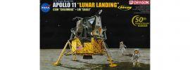 DRAGON 11002 Apollo11 Lunar Landing CSM   Raumfahrt Bausatz 1:48 online kaufen
