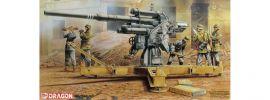 DRAGON 6523 88mm FlaK 37 mit Behelfslafette | Flugabwehrkanone Bausatz 1:35 online kaufen