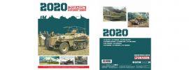 DRAGON 540090120 Plastik-Katalog 2020 EN online kaufen